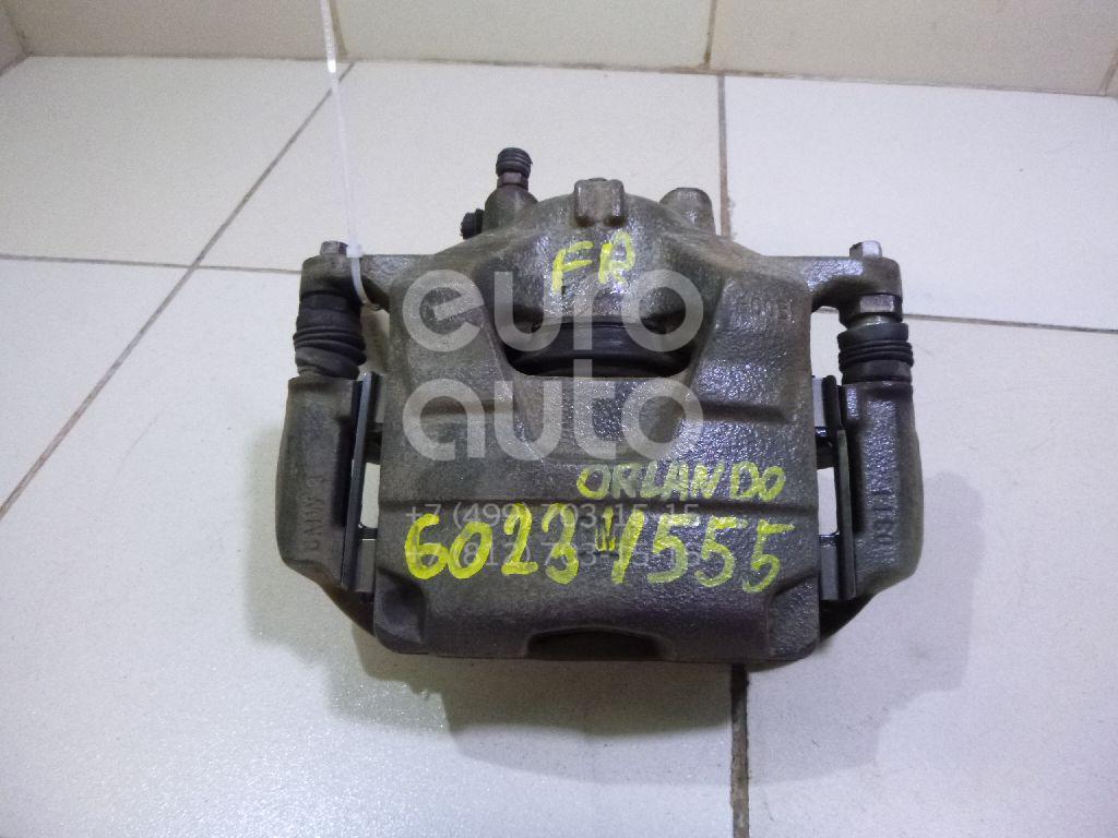 Купить Суппорт тормозной передний правый Chevrolet Orlando 2011-2015; (13301227)