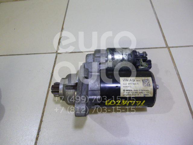 Купить Стартер VW Golf VI 2009-2013; (02Z911023E)