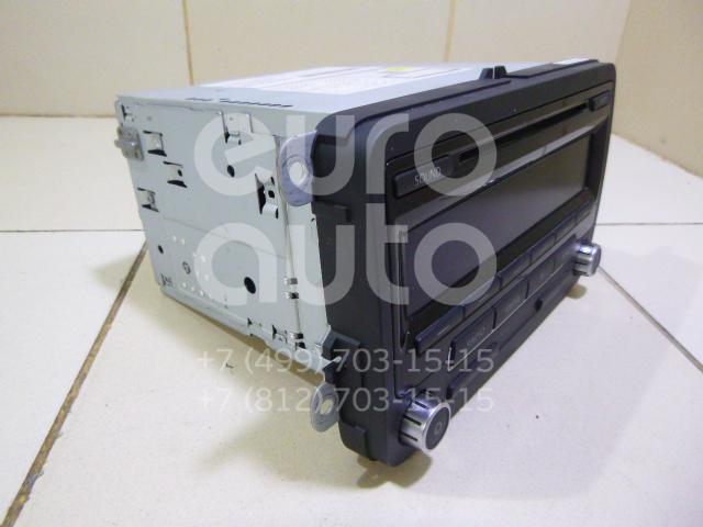 Купить Магнитола VW Golf VI 2009-2013; (1K0035186AN)