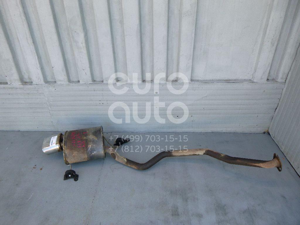 Купить Глушитель основной BMW X5 E53 2000-2007; (18107500494)