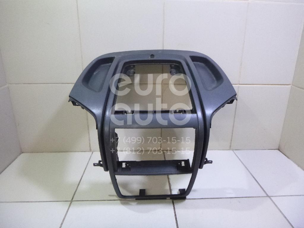 Накладка (кузов внутри) Citroen Jumper 250 2006-; (8218WE)  - купить со скидкой