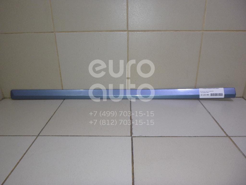 Купить Молдинг передней левой двери Skoda Octavia (A5 1Z-) 2004-2013; (1Z0853517AGRU)