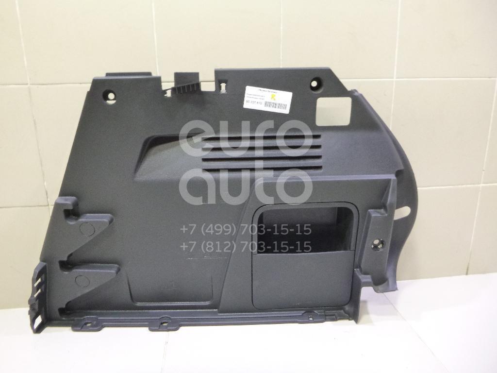 Купить Обшивка багажника Peugeot 3008 2010-2016; (7473ZC)
