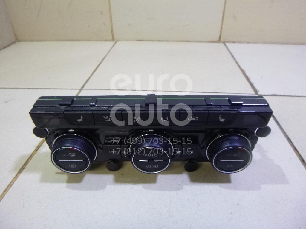Купить Блок управления климатической установкой VW Golf VII 2012-; (5G0907044BD)