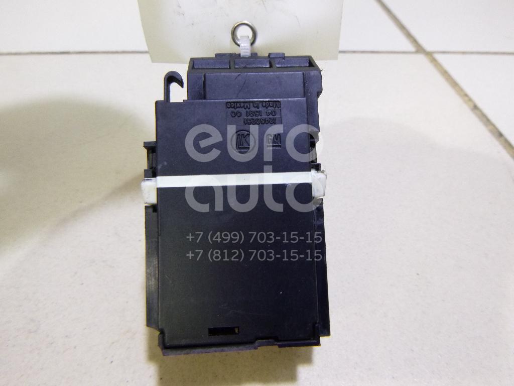 Купить Группа контактная замка зажигания Chevrolet Trail Blazer 2001-2010; (12450251)