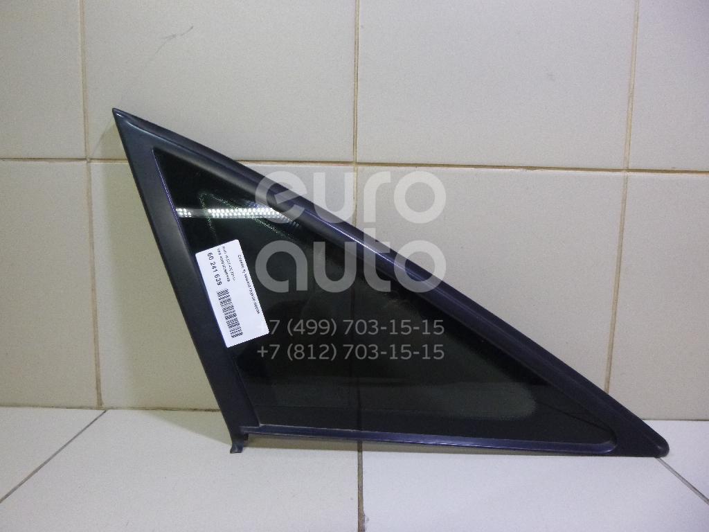 Купить Стекло кузовное глухое левое Audi A6 [C7, 4G] 2011-; (4G5845299FNVB)
