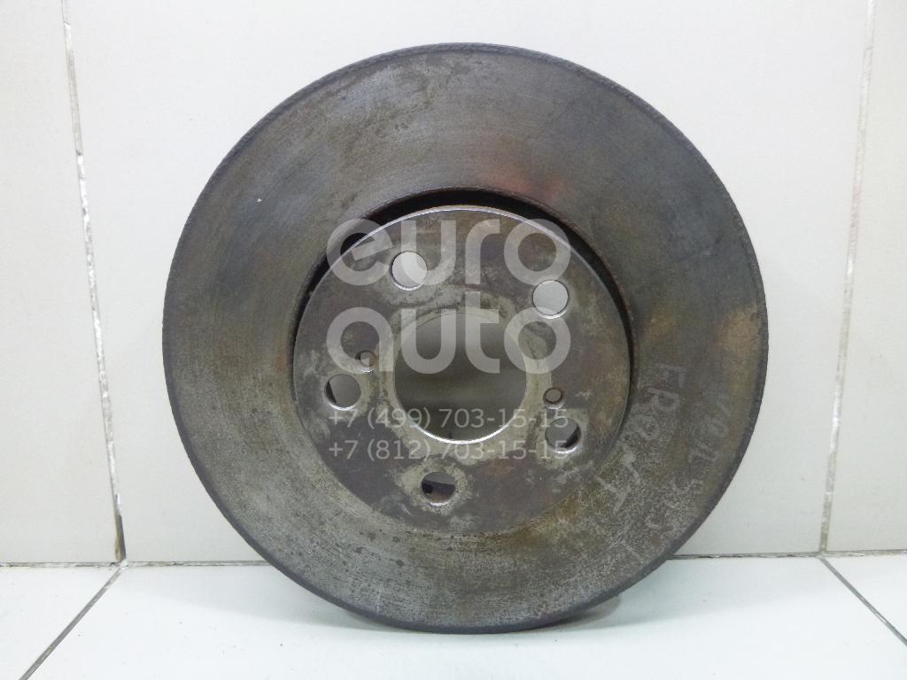 Купить Диск тормозной передний вентилируемый Toyota Avensis I 1997-2003; (4351205030)