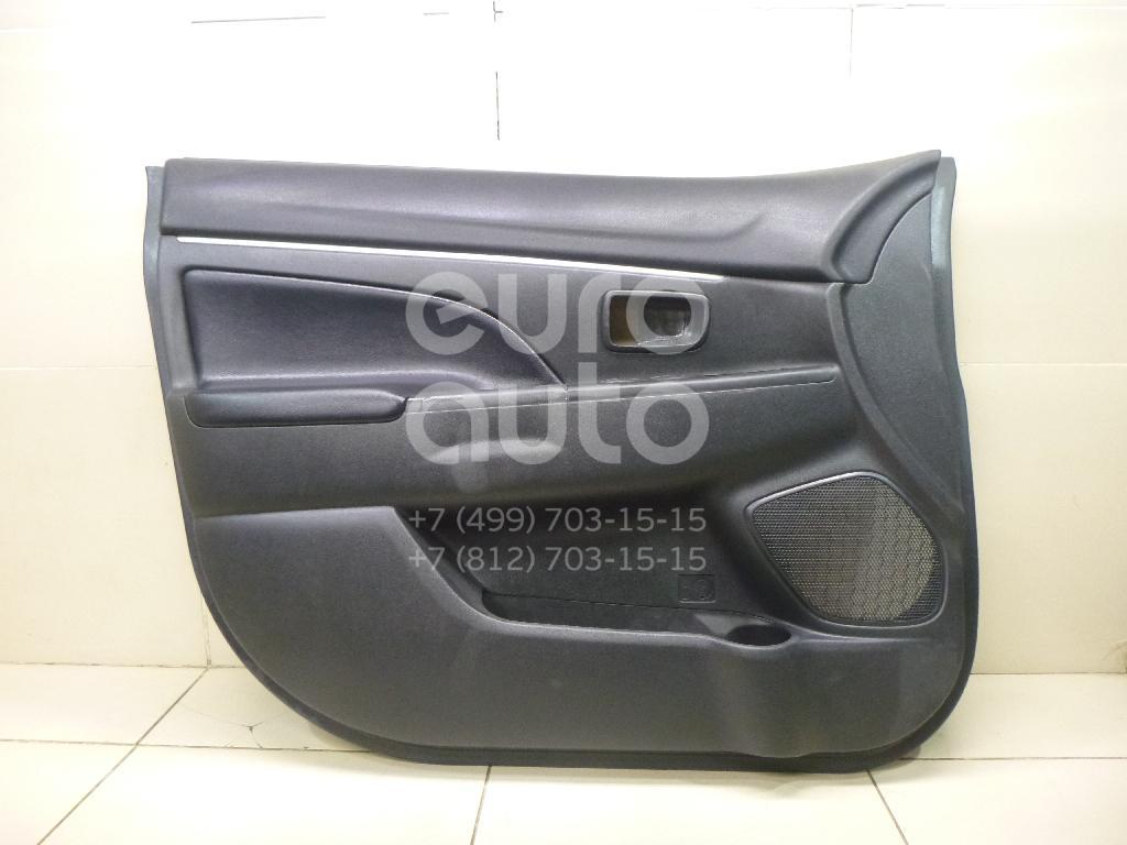 Купить Обшивка двери передней левой Mitsubishi ASX 2010-; (7221B507XB)
