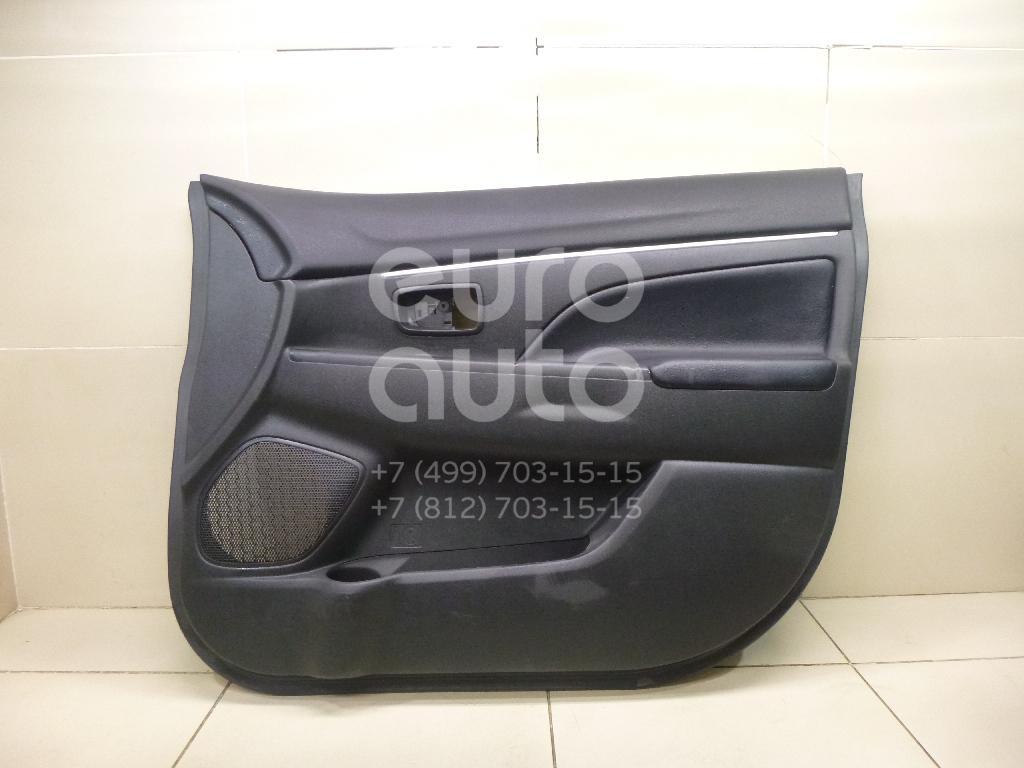 Купить Обшивка двери передней правой Mitsubishi ASX 2010-; (7221B508XB)