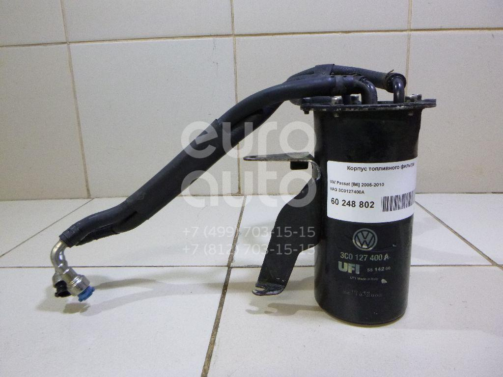 Купить Корпус топливного фильтра VW Passat [B6] 2005-2010; (3C0127400A)