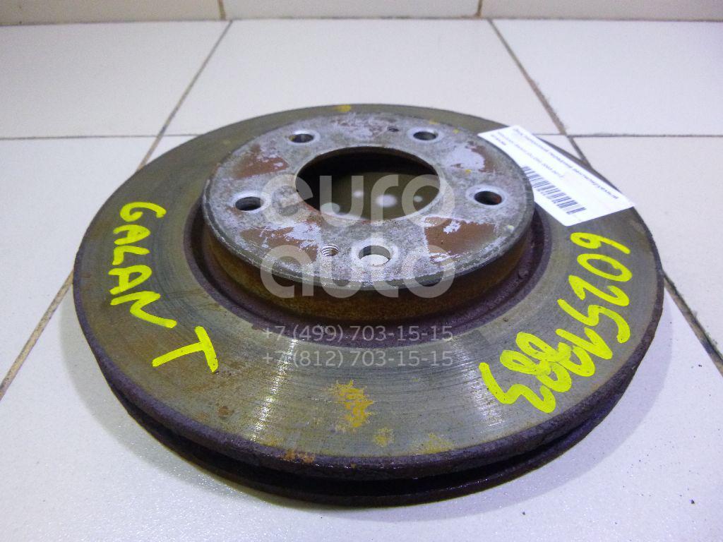 Купить Диск тормозной передний вентилируемый Mitsubishi Galant (DJ, DM) 2003-2012; (4615A069)
