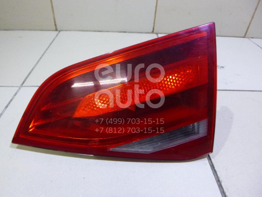 Фонарь задний внутренний правый Audi A4 [B8] 2007-2015; (8K5945094D)