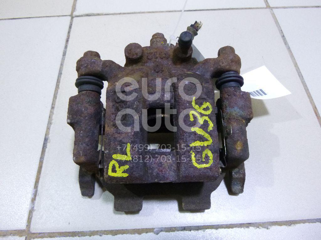 Суппорт тормозной задний левый Infiniti G (V36) 2007-2014; (44011EG50C)