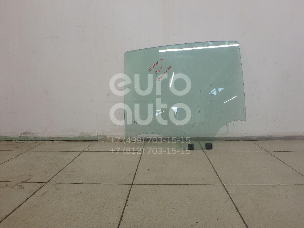 Купить Стекло двери задней левой Renault Logan II 2014-; (823019594R)