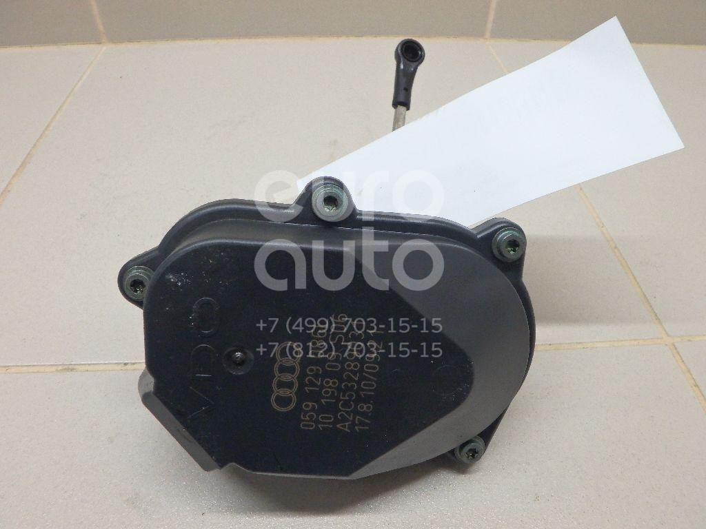 Купить Механизм изменения длины впускного коллектора VW Touareg 2010-; (059129086L)