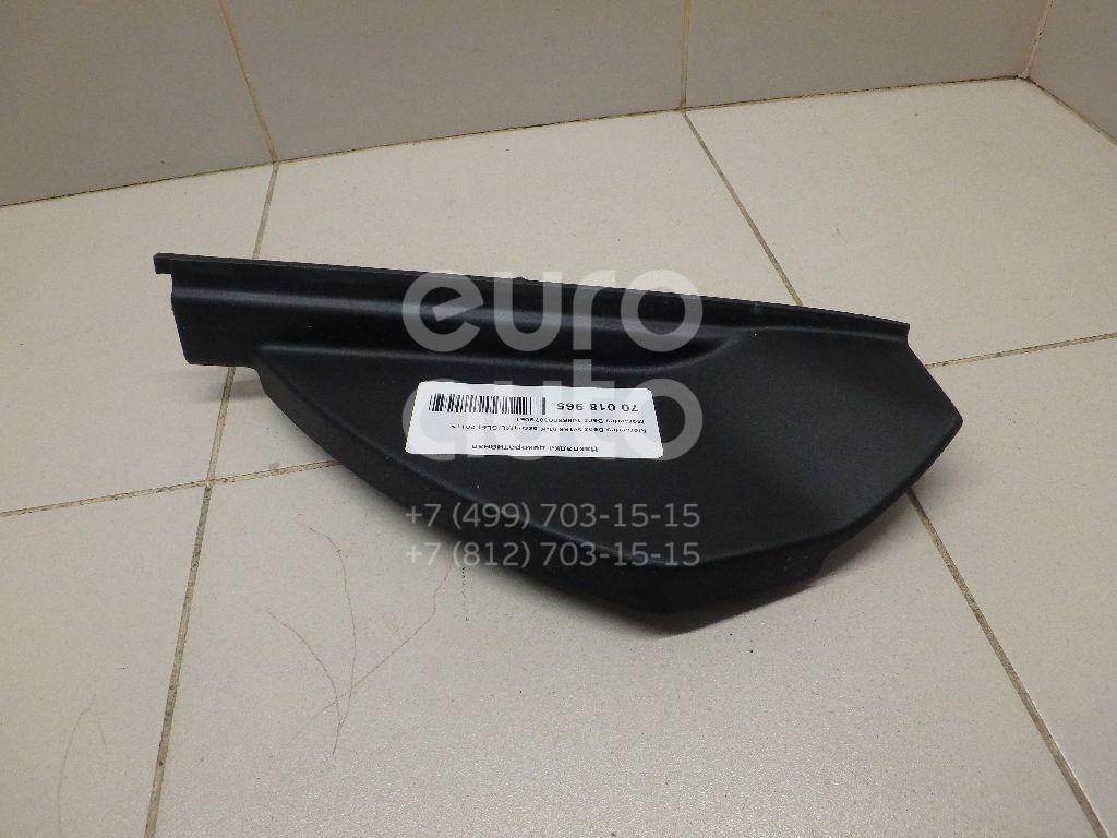 Купить Накладка декоративная Mercedes Benz W166 M-Klasse (ML/GLE) 2011-; (16668003079051)