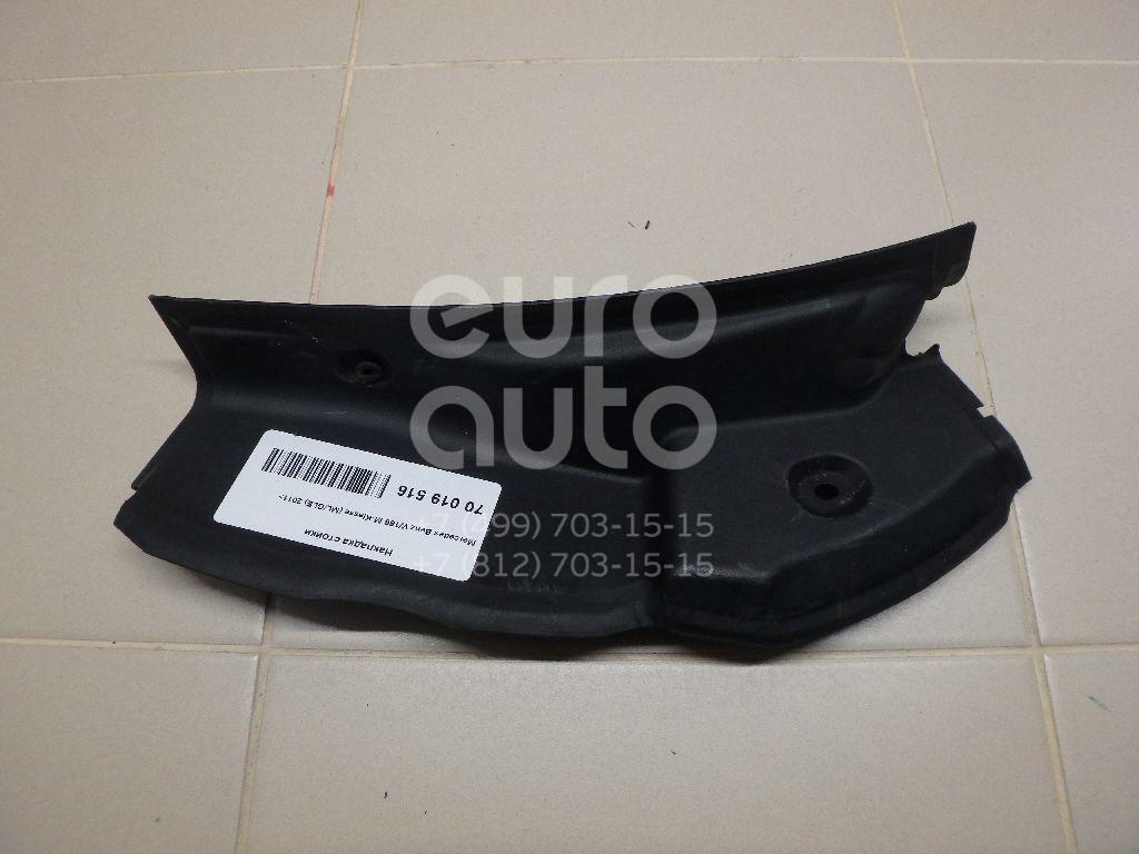 Купить Накладка стойки Mercedes Benz W166 M-Klasse (ML/GLE) 2011-; (1666910208)