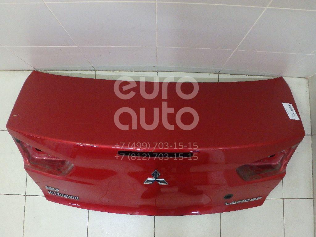 Купить Крышка багажника Mitsubishi Lancer (CX, CY) 2007-; (5920A061)