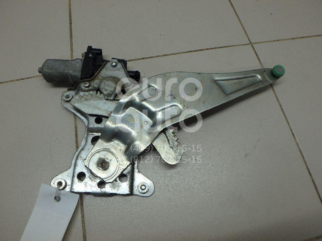 Купить Стеклоподъемник электр. задний правый Suzuki SX4 2006-2013; (8350179J10)