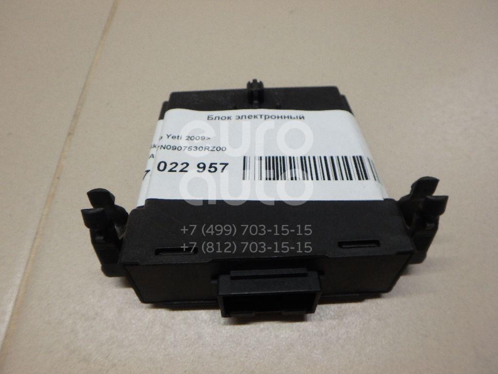 Купить Блок электронный Skoda Yeti 2009-; (7N0907530RZ00)