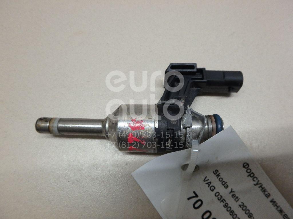 Купить Форсунка инжекторная электрическая Skoda Yeti 2009-; (03F906036B)