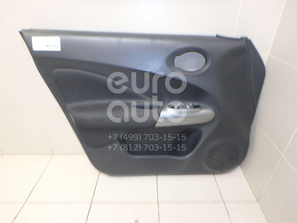 Купить Обшивка двери передней левой Nissan Juke (F15) 2011-; (809011KB0A)