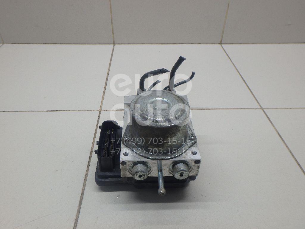 Купить Блок ABS (насос) Nissan Juke (F15) 2011-; (476601KA0B)