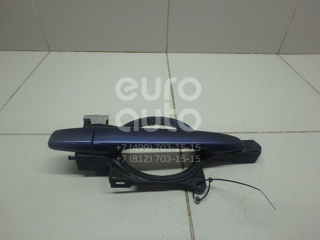 Купить Ручка двери наружная правая Peugeot 4007 2008-2013; (9101FQ)