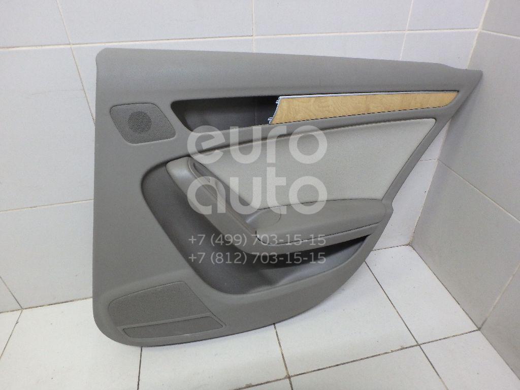 Купить Обшивка двери задней правой Audi A4 [B8] 2007-2015; (8K0867304AWFF)