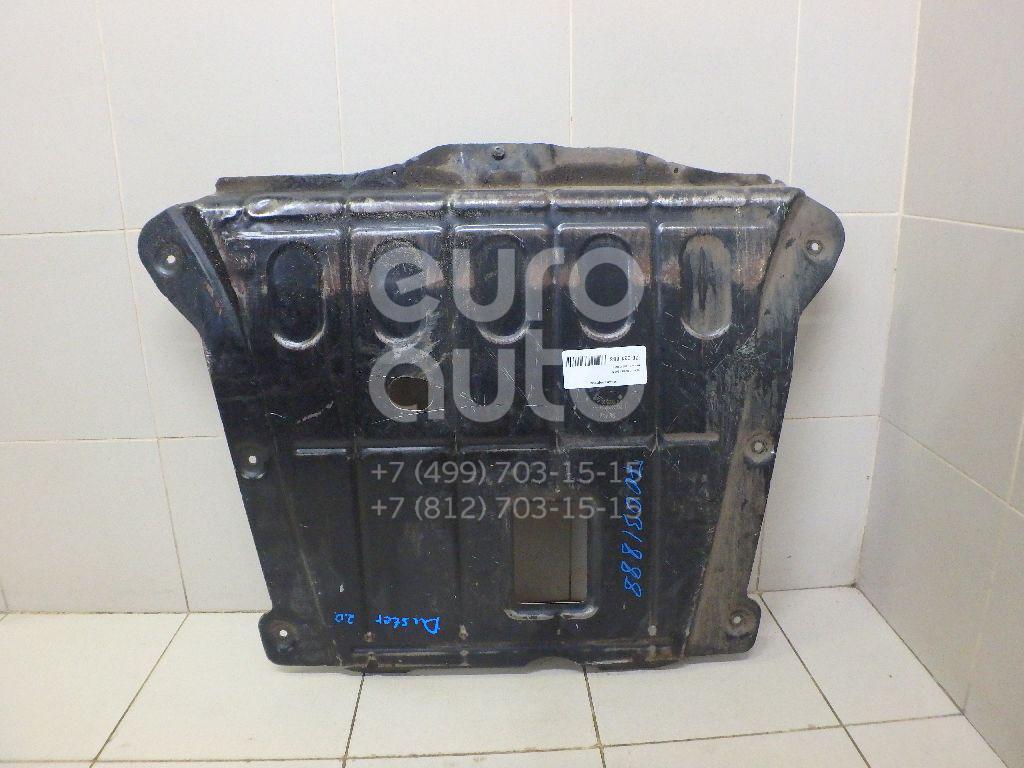 Защита картера Renault Duster 2012-; (758307960R)