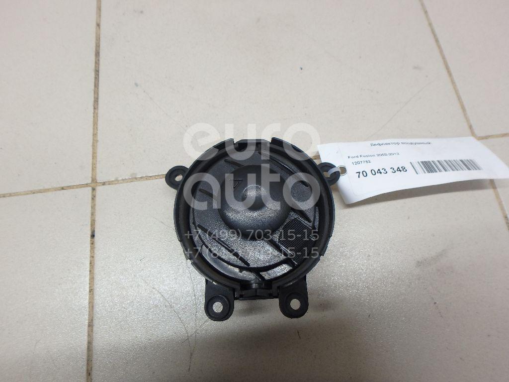 Купить Дефлектор воздушный Ford Fusion 2002-2012; (1207752)