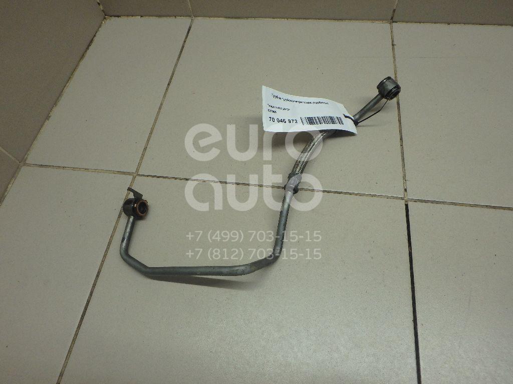 Трубка турбокомпрессора (турбины) Peugeot 408 2012-; (037985)