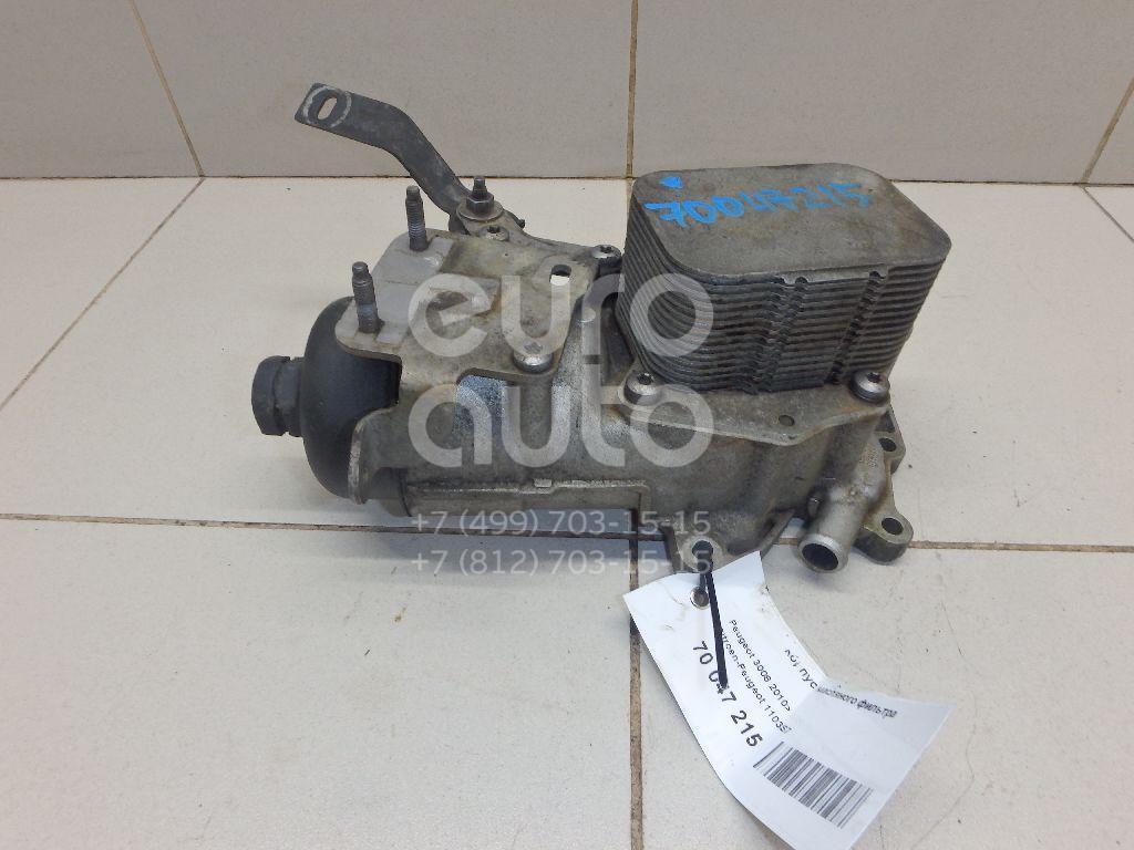 Купить Корпус масляного фильтра Peugeot 3008 2010-; (1103S7)
