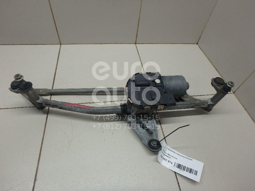 Купить Трапеция стеклоочистителей VW Passat [B6] 2005-2010; (3C1955023F)