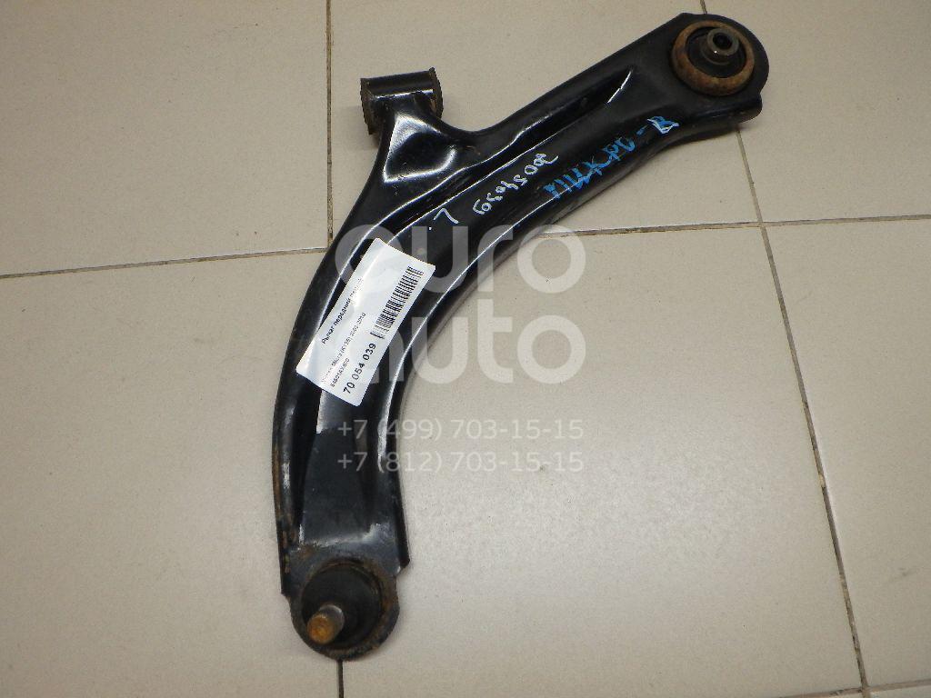 Купить Рычаг передний левый Nissan Micra (K12E) 2002-2010; (54501AX600)
