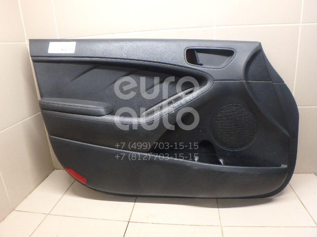 Купить Обшивка двери передней левой Kia Cerato 2013-; (82305A7030D2A)