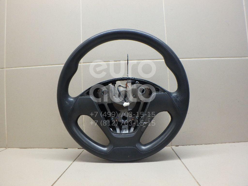 Купить Рулевое колесо для AIR BAG (без AIR BAG) Kia Cerato 2013-; (56110A7000D3A)