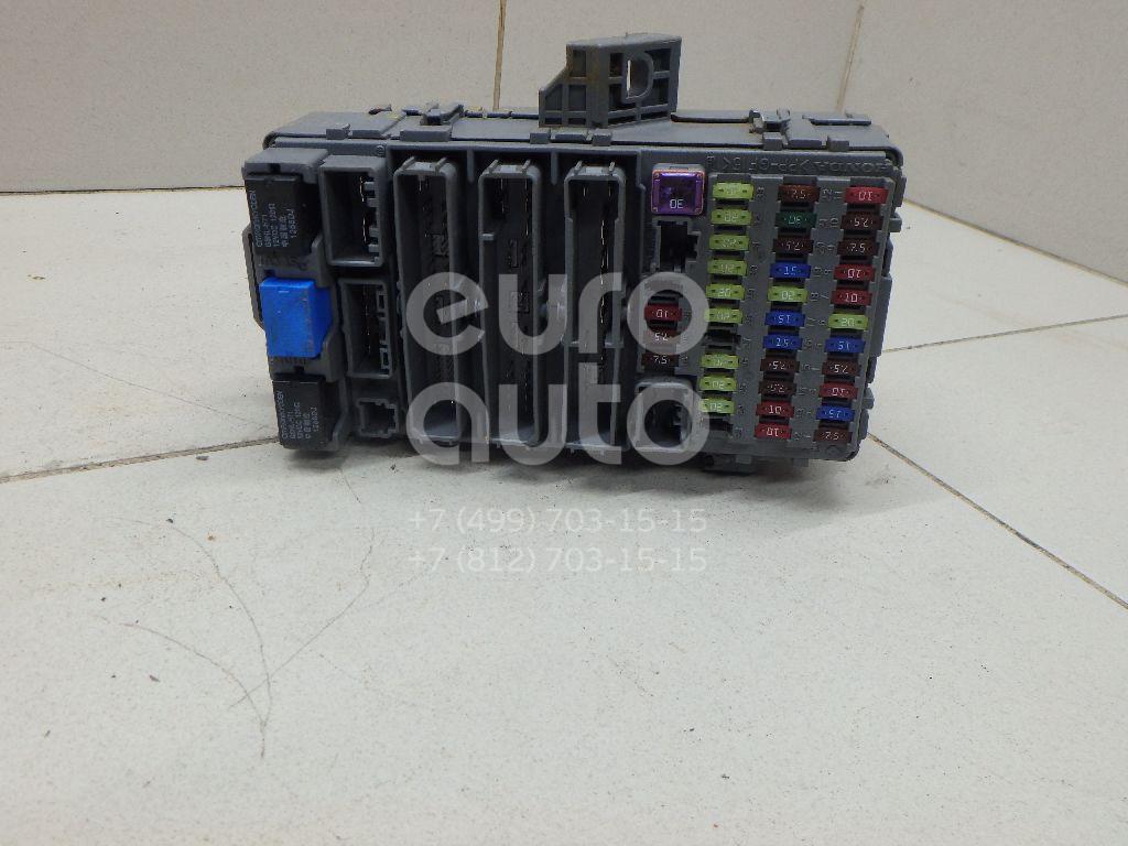 Купить Блок предохранителей Honda CR-V 2007-2012; (38200SWAE21)