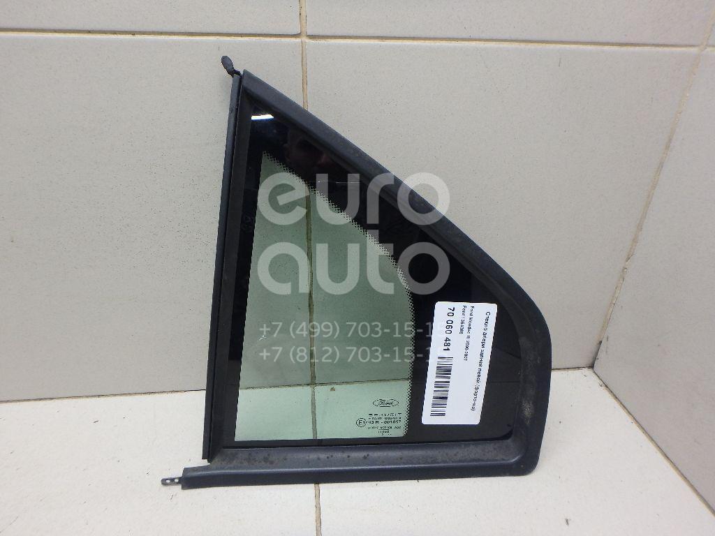 Купить Стекло двери задней левой (форточка) Ford Mondeo III 2000-2007; (1354386)