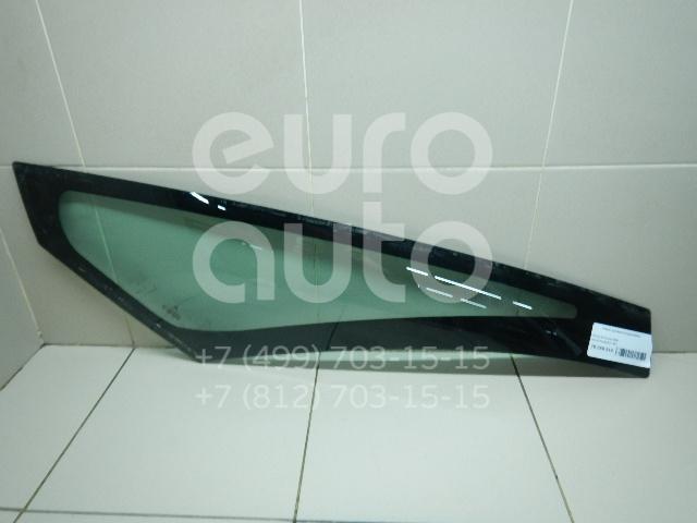 Купить Стекло кузовное глухое левое Citroen C3 Picasso 2008-; (8116RT)