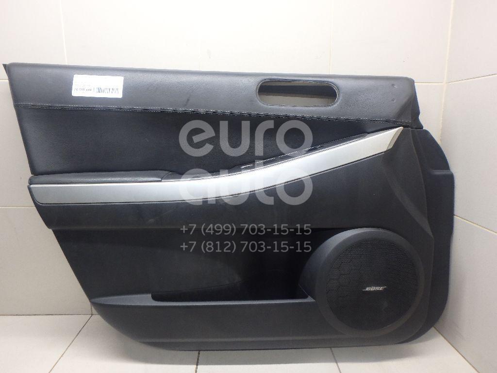 Купить Обшивка двери передней левой Mazda CX 7 2007-2012; (EH1568460B02)