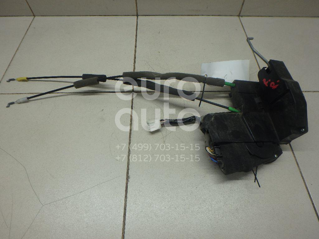 Купить Замок двери передней правой Mazda CX 7 2007-2012; (EH1458310E)