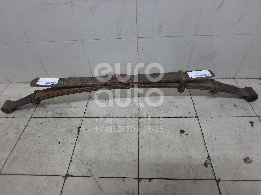 Купить Рессора задняя Nissan Navara (D40) 2005-2015; (55020EB300)