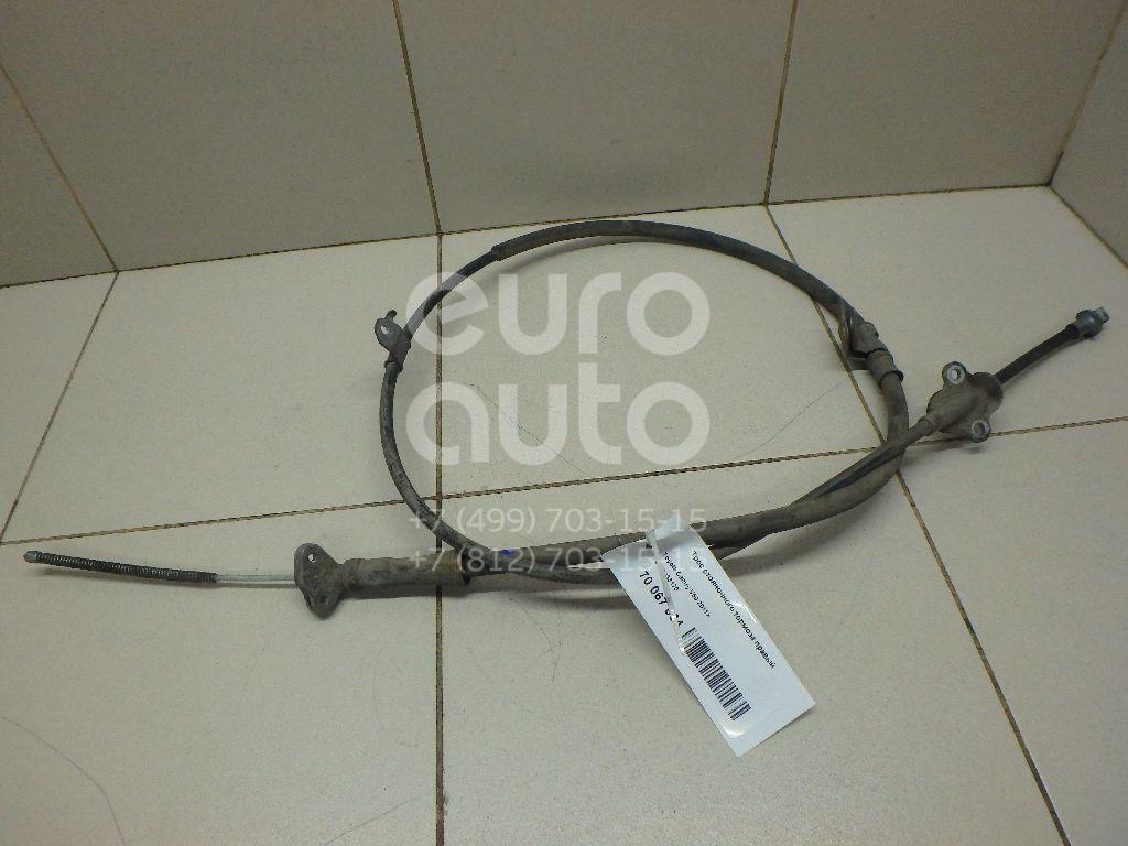Купить Трос стояночного тормоза правый Toyota Camry V50 2011-; (4642033170)