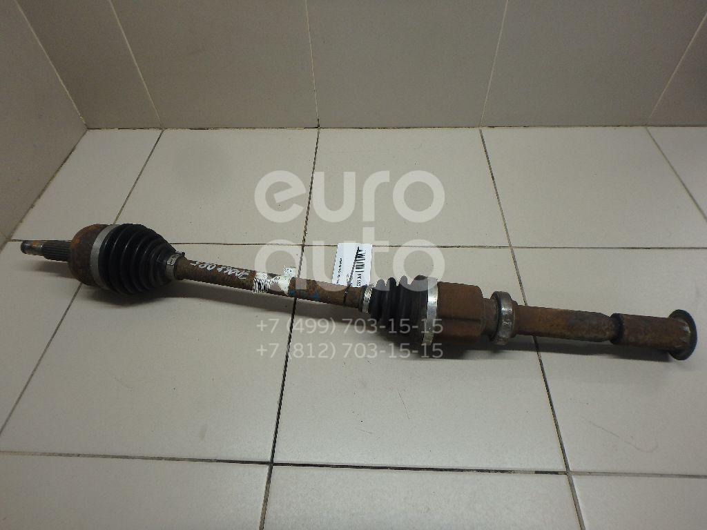 Купить Полуось передняя правая Renault Fluence 2010-; (391004084R)