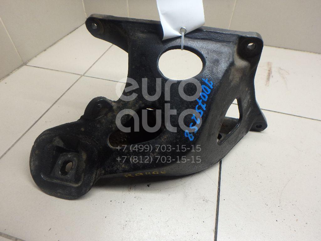 Купить Кронштейн двигателя левый Land Rover Range Rover III (LM) 2002-2012; (KKU000400)