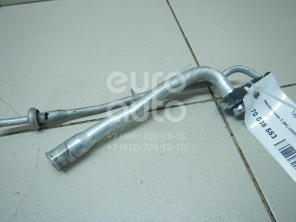 Купить Трубка кондиционера Mazda Mazda 3 (BK) 2002-2009; (BP4K61J15)