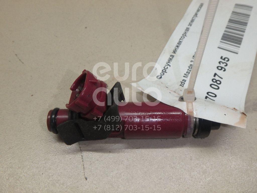 Купить Форсунка инжекторная электрическая Mazda Mazda 3 (BK) 2002-2009; (1955003310)