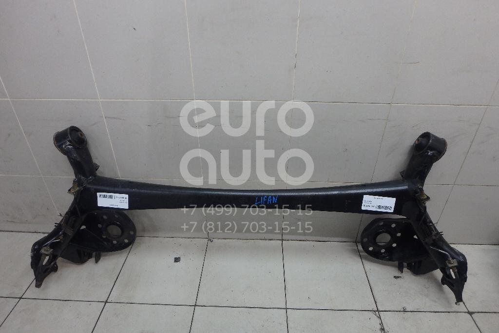 Купить Балка задняя Lifan X50 2015-; (A2911100)