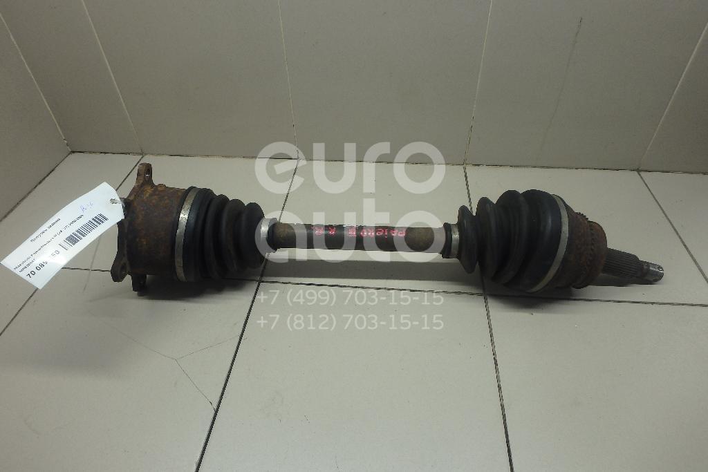 Купить Полуось задняя Mitsubishi Pajero/Montero III (V6, V7) 2000-2006; (MR528647)